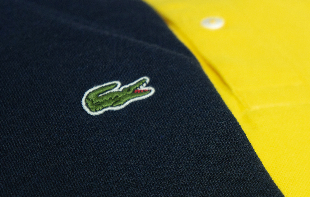 lacoste fake vs original.gpg