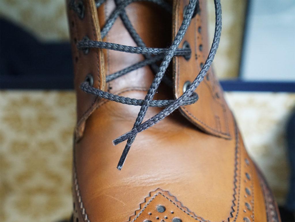 loake 1880 шнурки