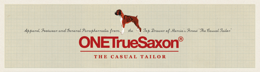 One True Saxon