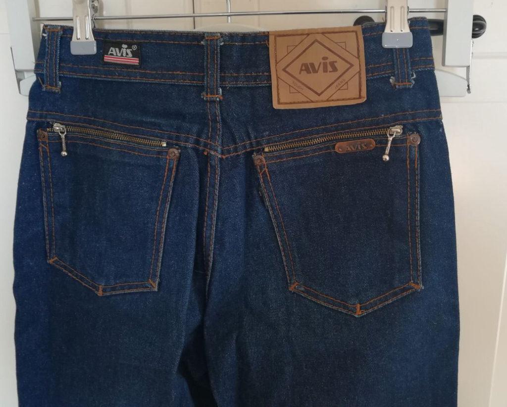 avis джинсы