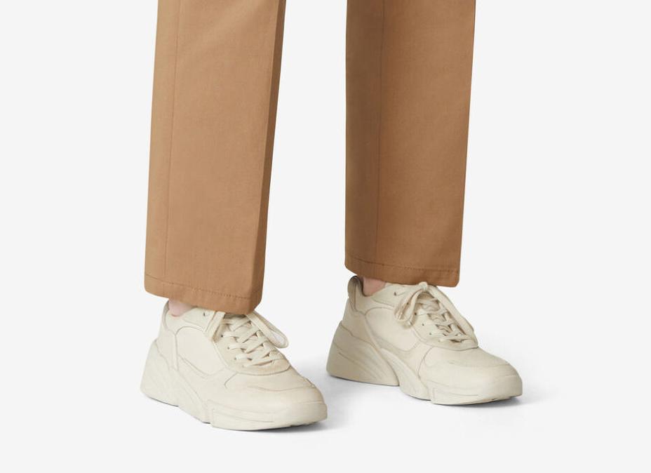 Kenzo Kross leather sneakers 2