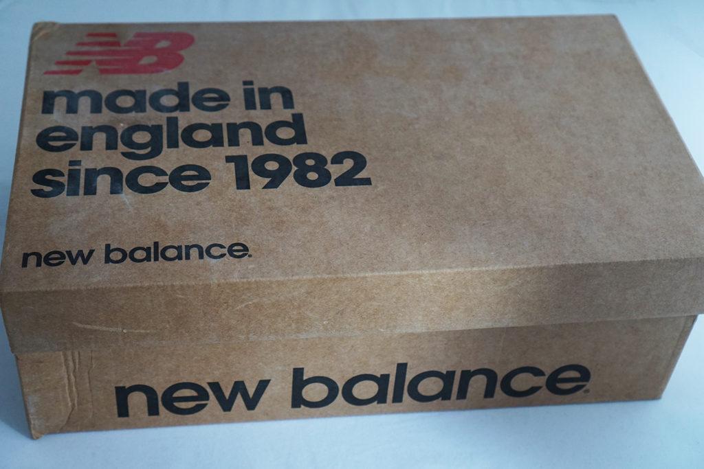 коробка new balance 1500