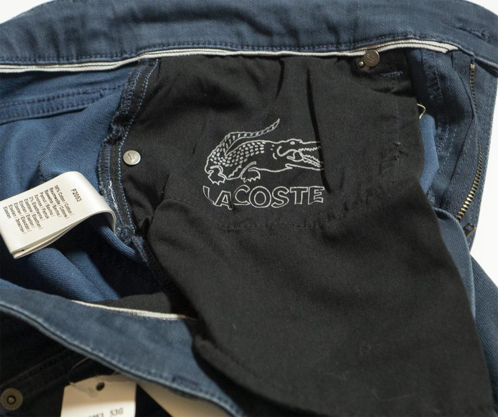 lacoste карман крокодил 2