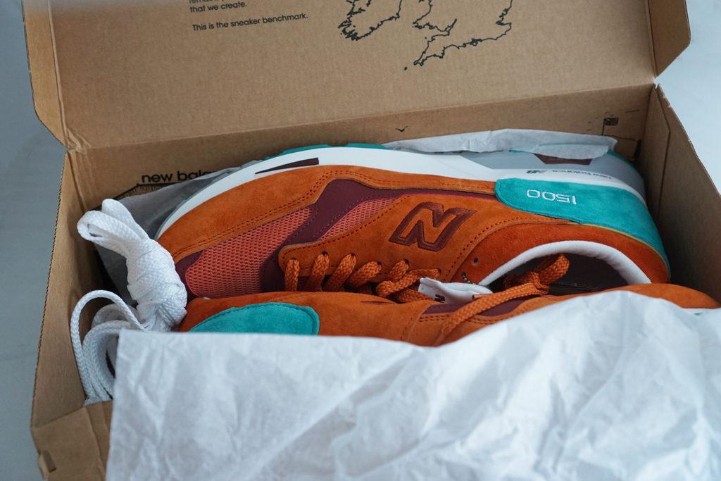 New Balance 1500 открытая коробка