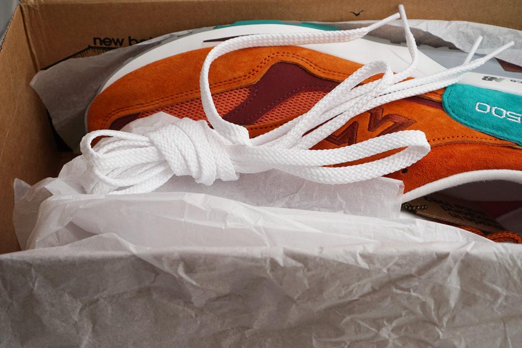 New Balance 1500 шнурки