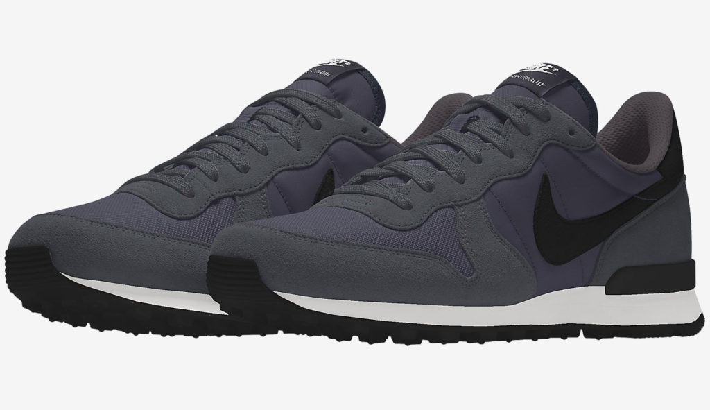Nike Internationalist gray