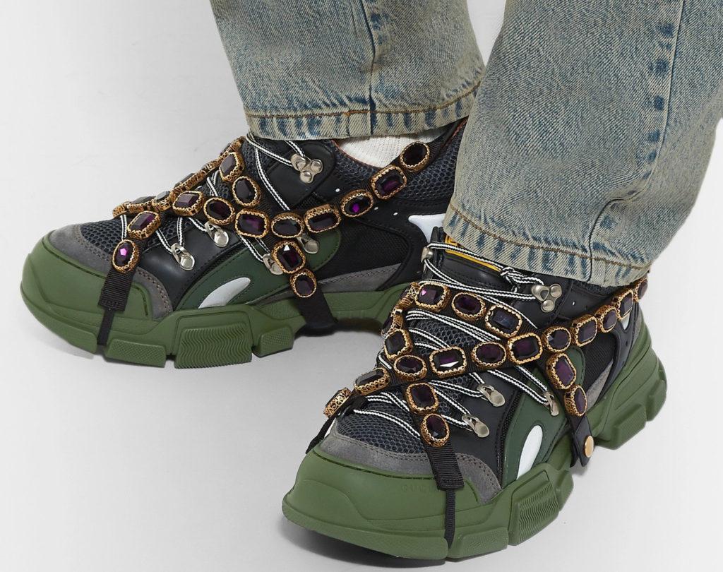 уродливые кроссовки