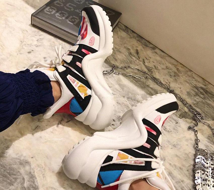 уродливые кроссовки 2