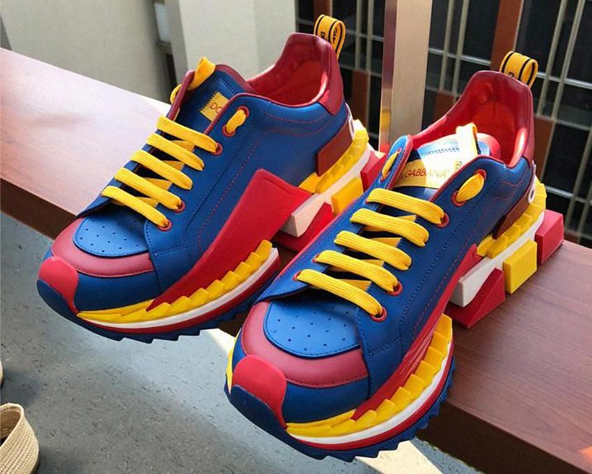 уродливые кроссовки 3