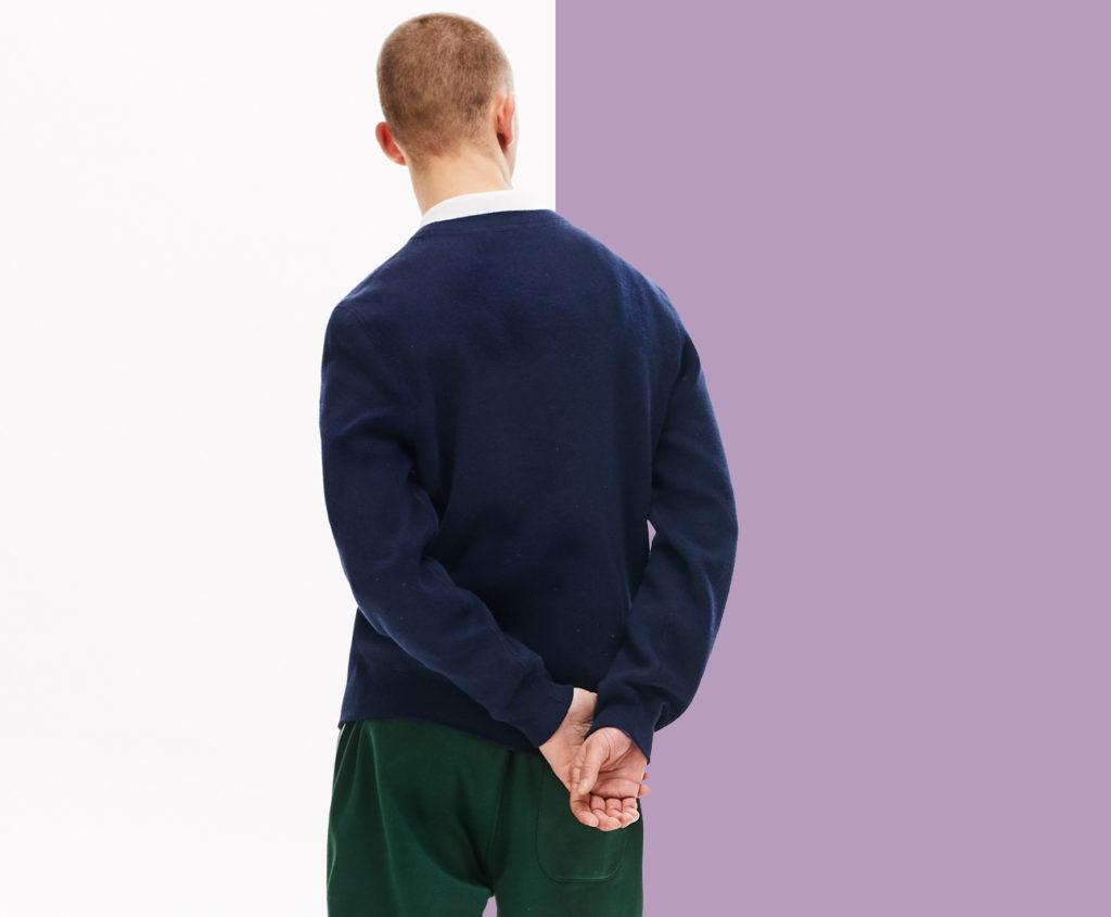 свитер lacoste 1